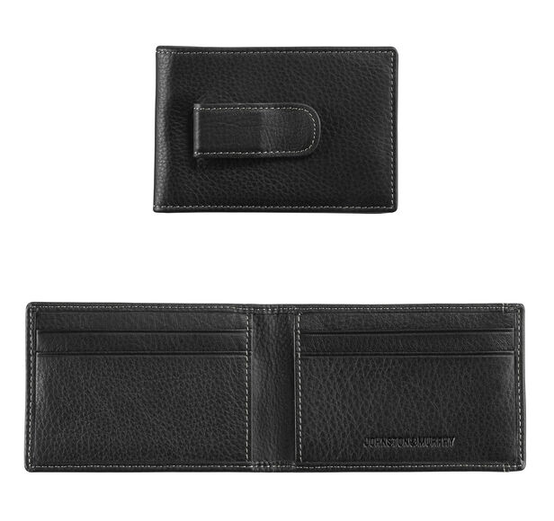 Two-Fold Money Clip Wallet