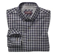 Layered Heather Check Shirt