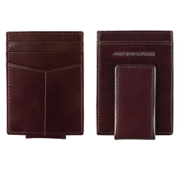 Italian Leather Front Pocket Wallet