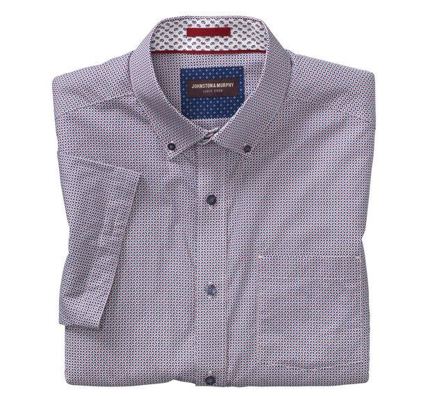 Connecting Circles Short-Sleeve Shirt