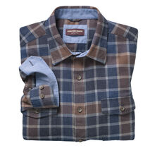 Brushed Large Check Shirt