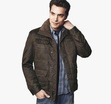 Antiqued Cotton Jacket