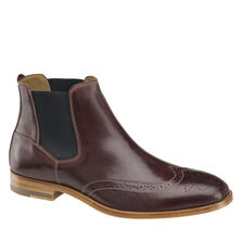 Graham Wingtip Chelsea Boot