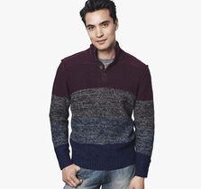 Ombré Stripe Sweater