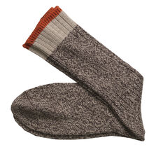 Wool Blend Casual Sock