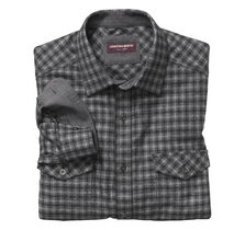 Mélange Double-Pocket Shirt