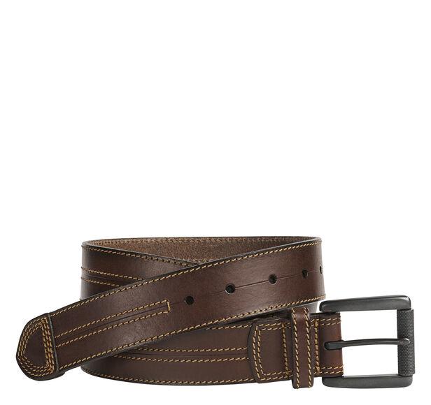 Double Center-Stitched Belt