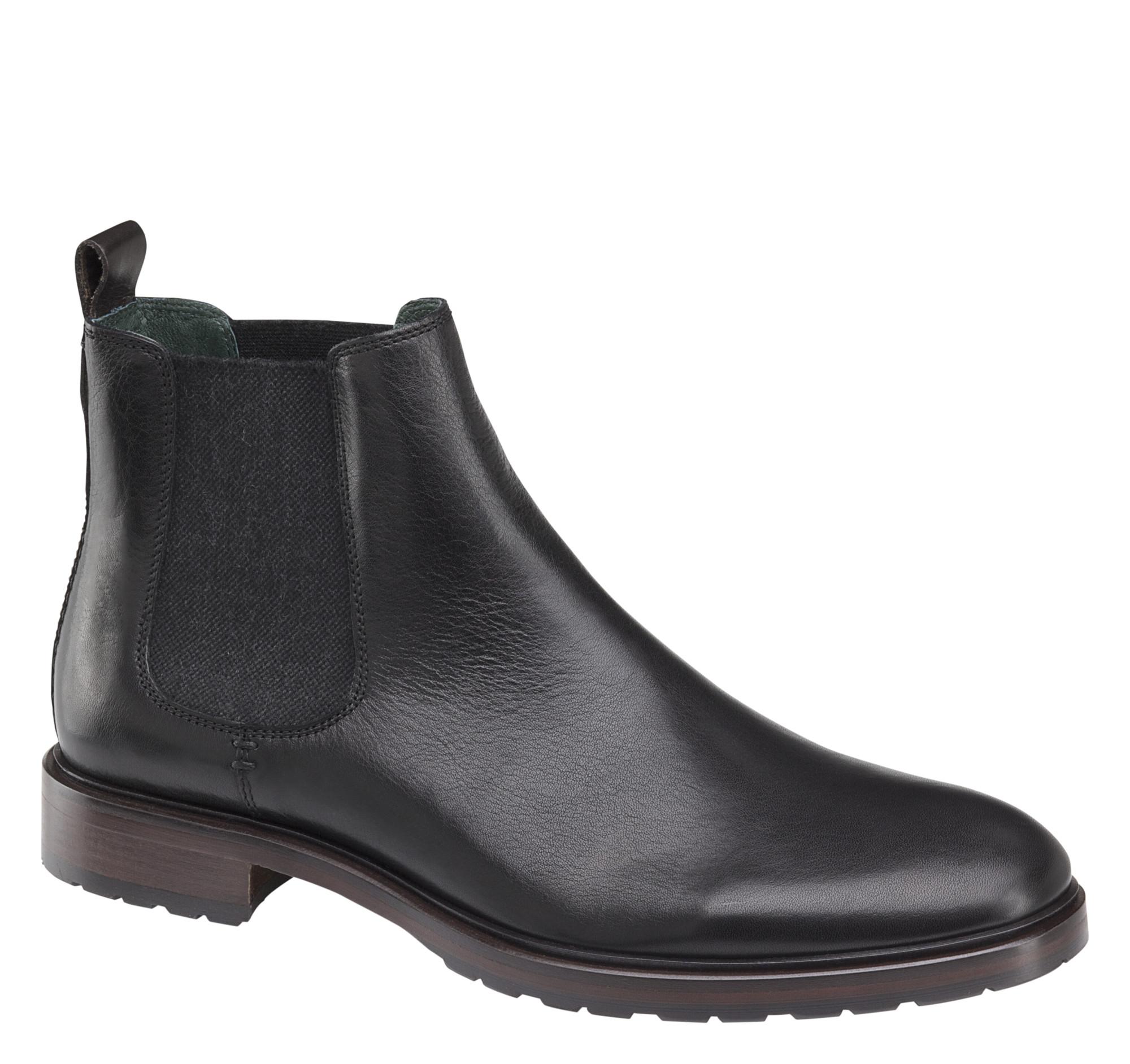 myles chelsea boot johnston murphy