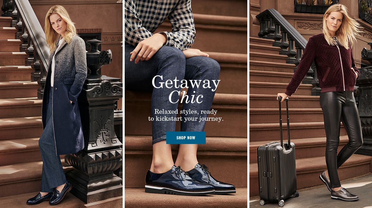 Getaway Chic - Shop Now