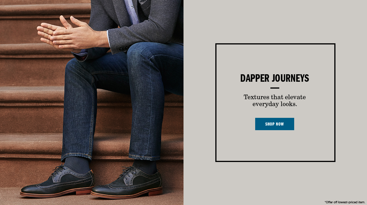 Dapper Journeys - Shop Now