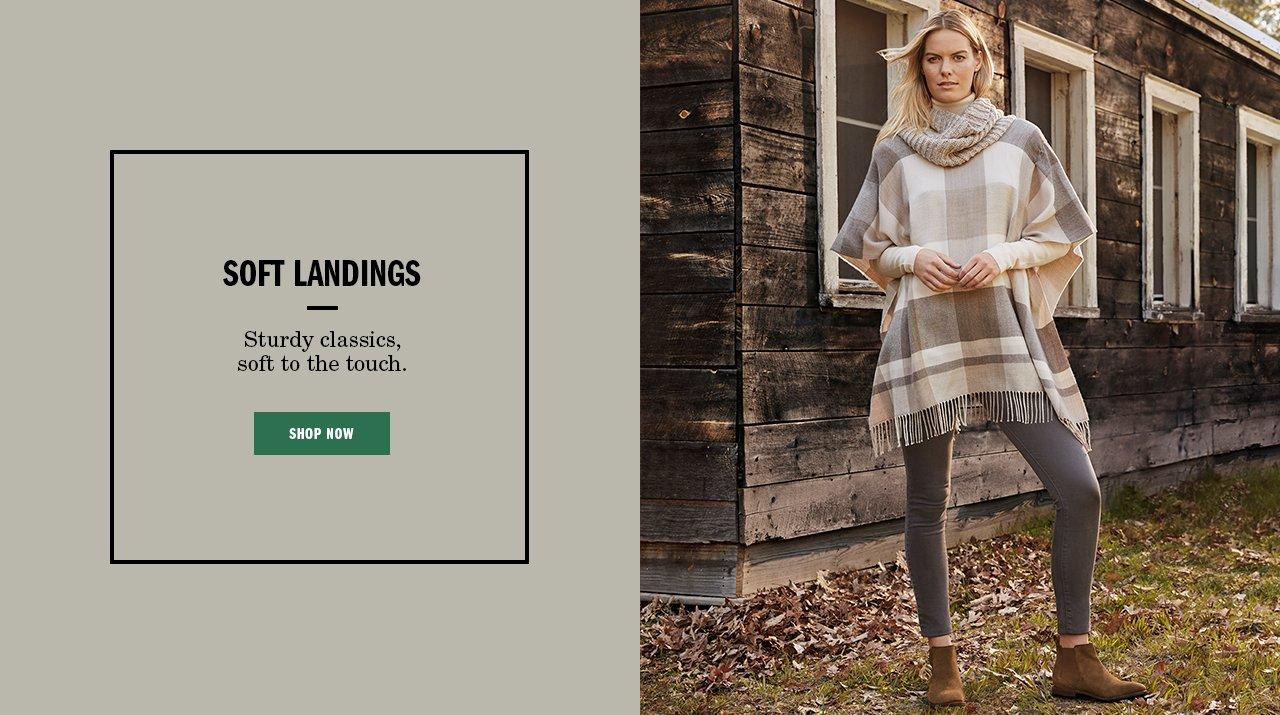 Soft Landings - Shop Now