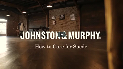 How to Care for Suede Shoes