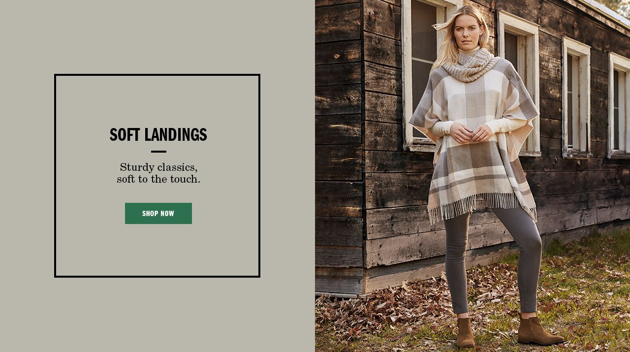 Soft Landings - Shop Now