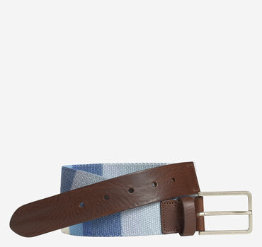 Multi-Color Cloth Belt