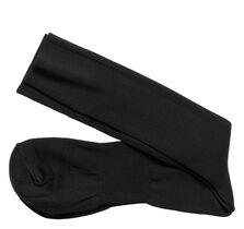 Microfiber Thin Rib Socks