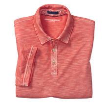 Garment-Dyed Pima Polo