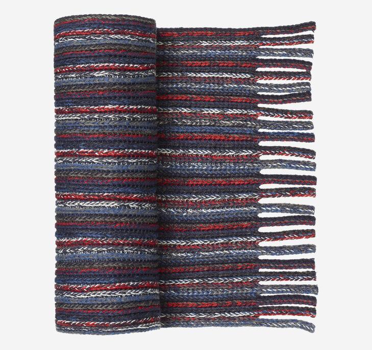 Marled Stripe Scarves