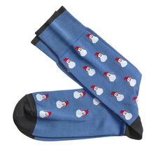 Snowmen Socks