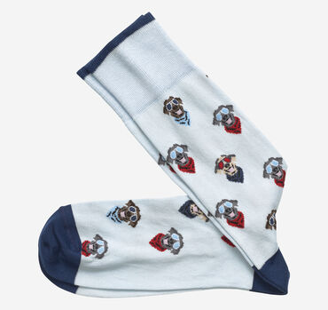 Cool Dog Socks