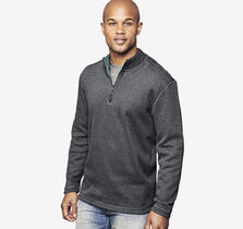 Reversible Quarter-Zip