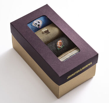 Novelty Socks Gift Box