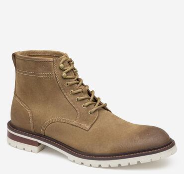 Barrett Plain Toe Boot