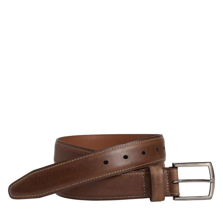 Oiled-Leather Belt