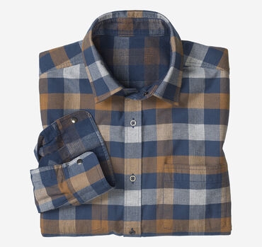 Reversible Corduroy Shirt