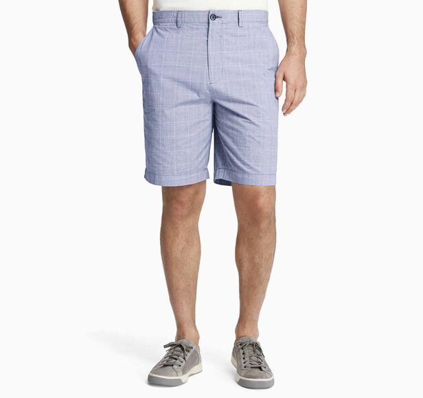 Glen Plaid Shorts