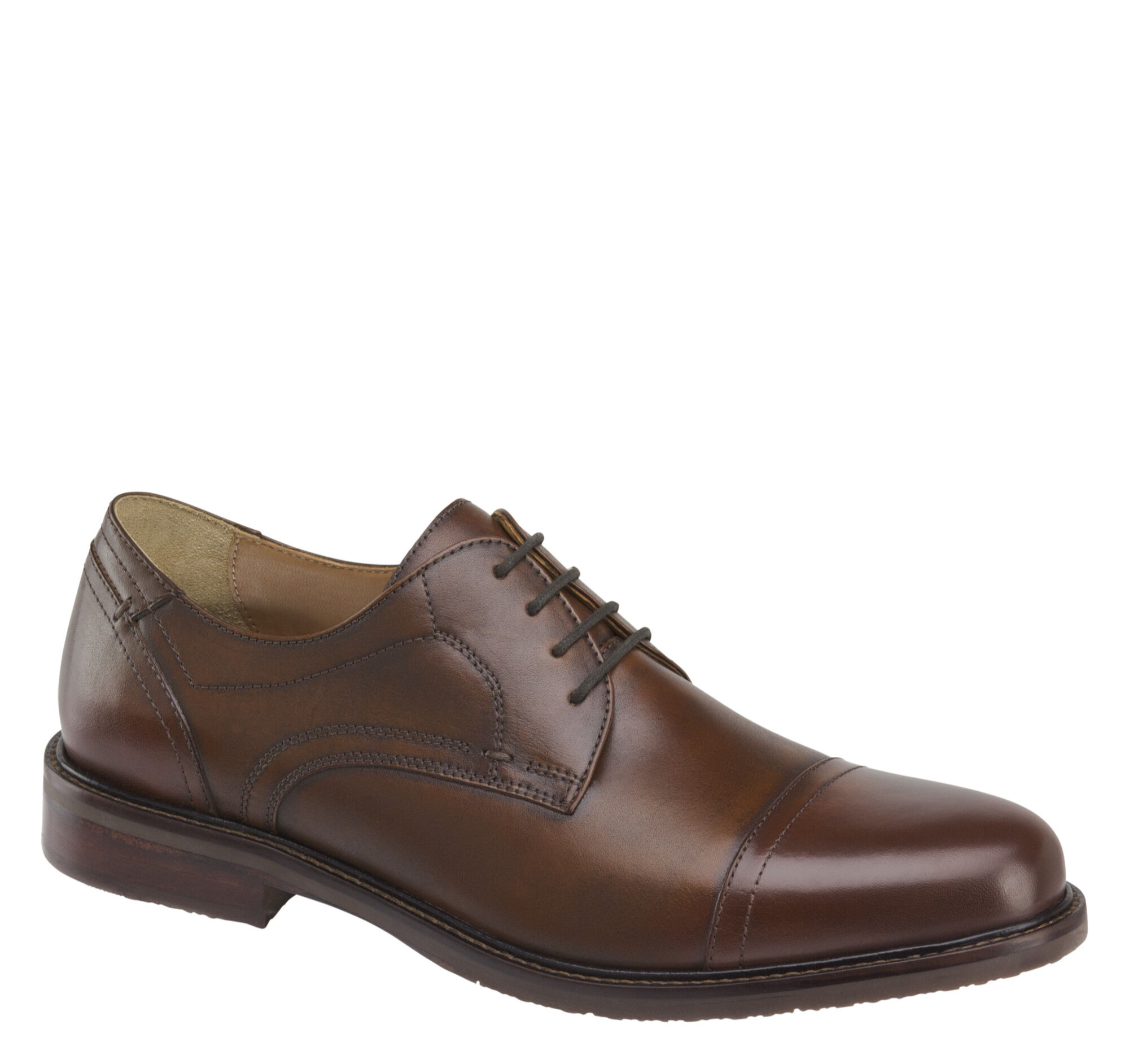 Johnston & Murphy Men's Ramsey Cap-Toe Oxfords Men's Shoes