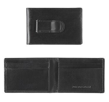 Two-Fold Money Clip Wallet