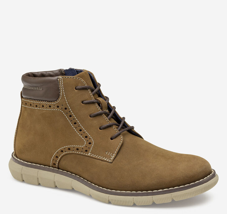 Big Kid Holden Plain Toe Boot preview