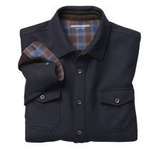 Double-Faced Shirt Jacket