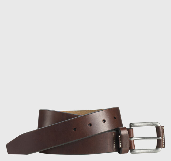 Wrapped Buckle Belt