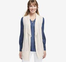 Flyaway Knit Vest
