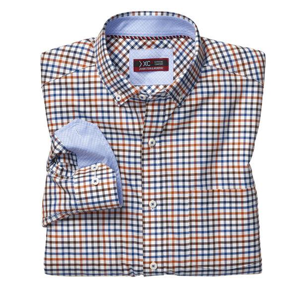 XC4® Colorful Box Grid Shirt