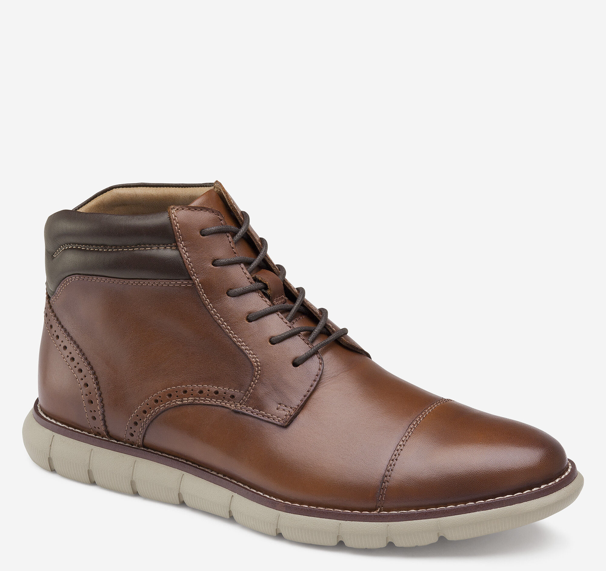 johnston and murphy winter boots