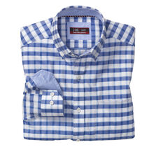 XC4® Shadow Twill Large Check Shirt