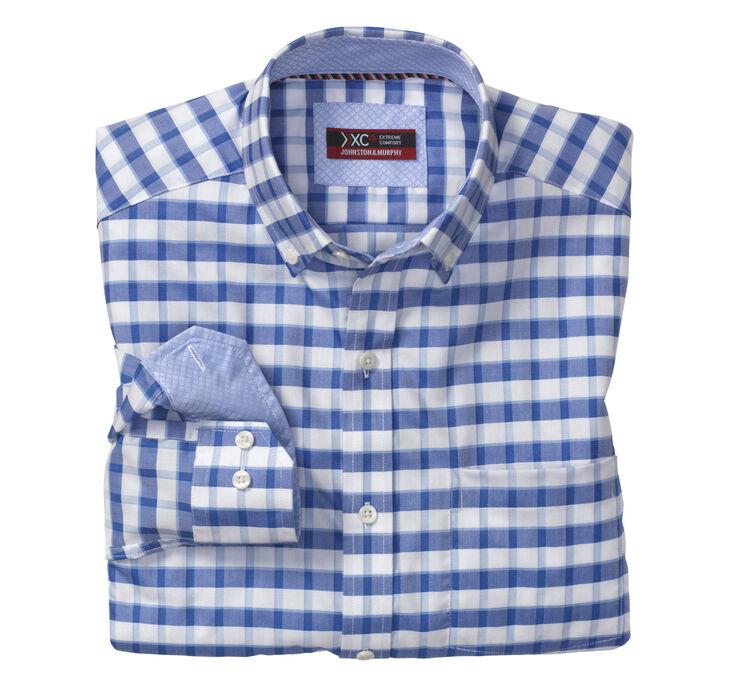 XC4® Shadow Twill Large Check Shirt