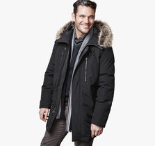 Water-Resistant Down Parka