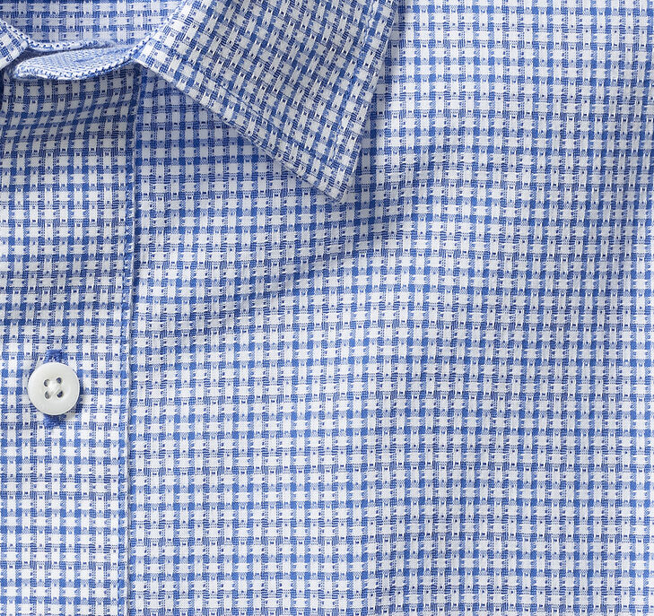 Washed Short-Sleeve Shirt