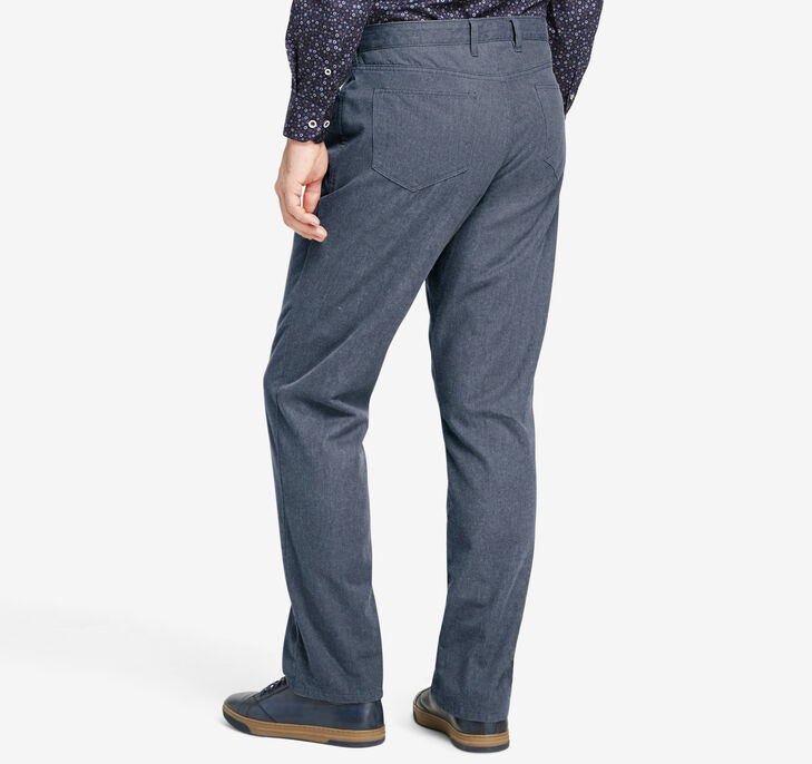 Regular Fit Brushed Heather Pants