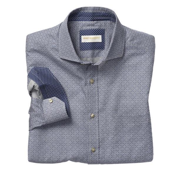 Italian Scroll Diamond Shirt