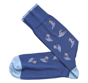 Surfer Socks