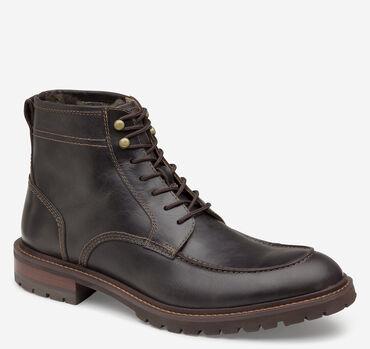 Barrett Moc Toe Shearling Boot