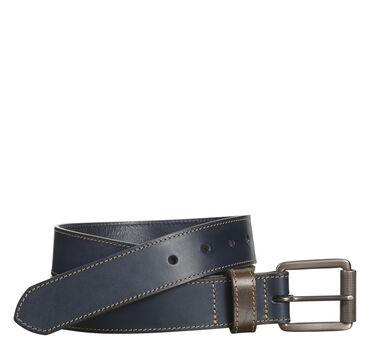 Contrast Stitch Belt