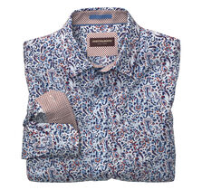 Tapestry Print Shirt