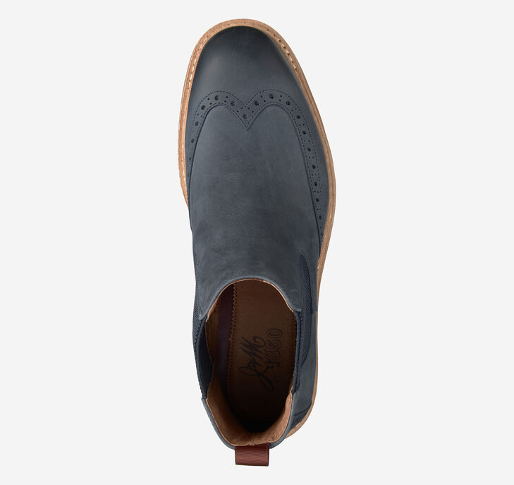 Pearce Wingtip Chelsea Boot