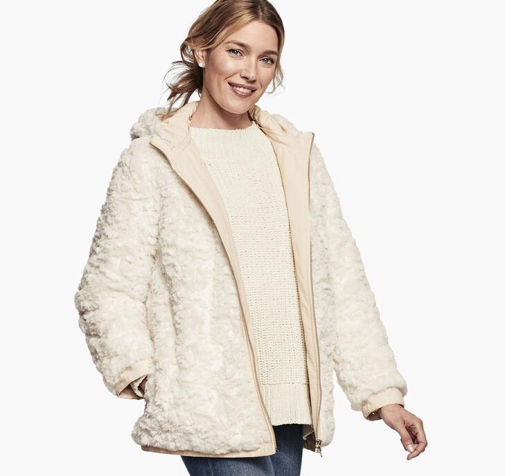 Reversible Faux-Fur Jacket preview