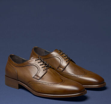 Cormac Wingtip Lace-Up